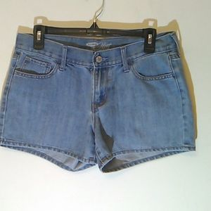 Old Navy The Flirt Short Shorts Size 6.